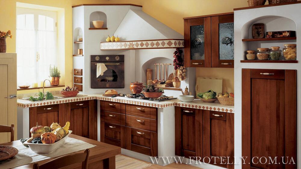 TreO Cucine Vittoria 1 итальянские кухни