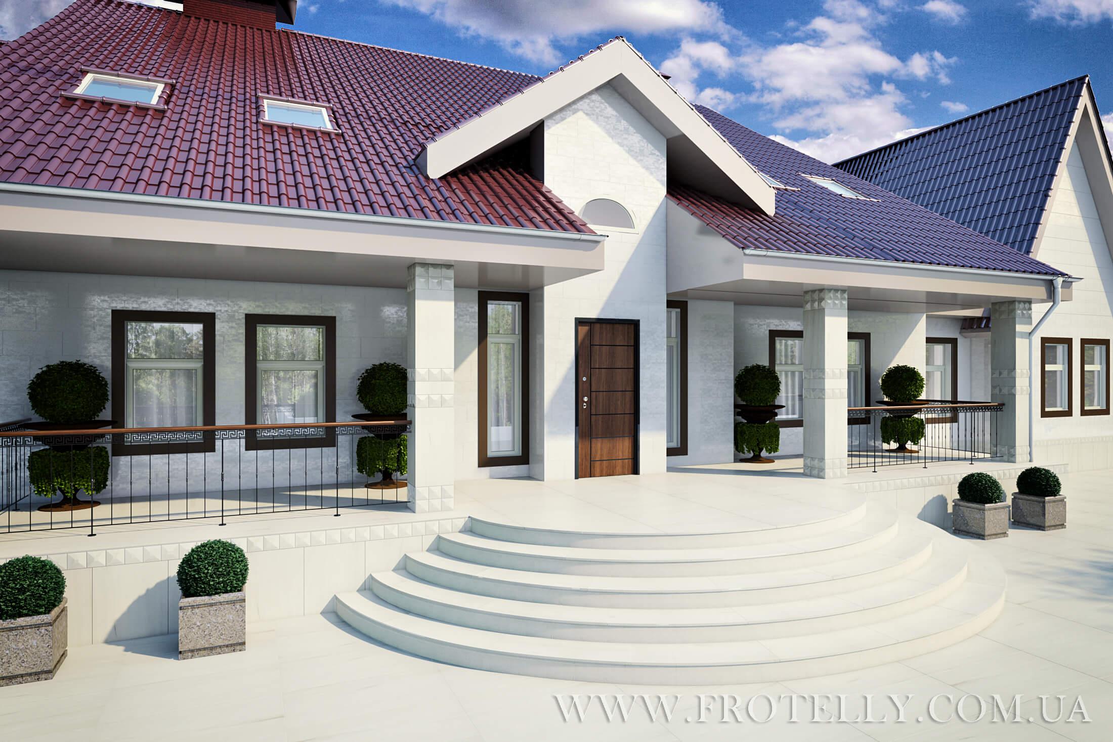 Versace Palace Stone White 1