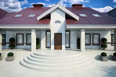 Versace Palace Stone White
