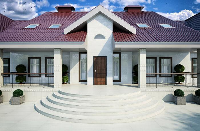 Versace Palace Stone White 2