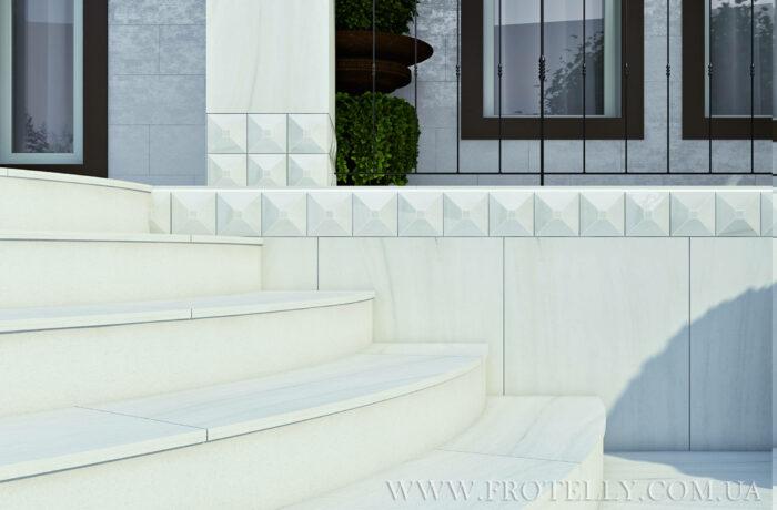 Versace Palace Stone White 3