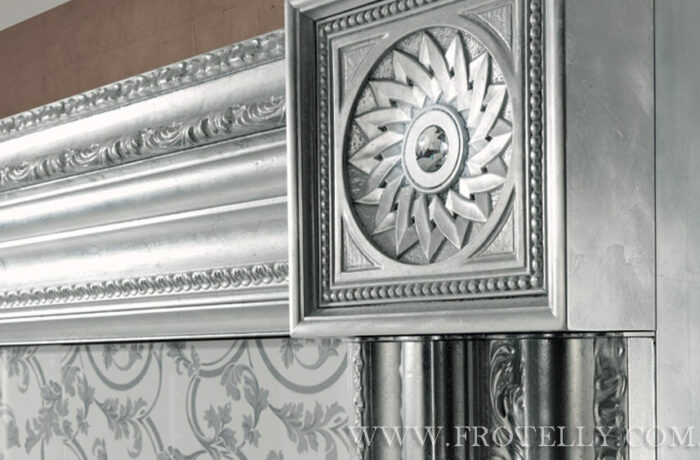 Concreta Majestic Argento