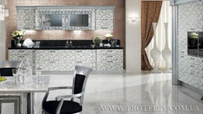 Concreta Cucine Majestic Argento