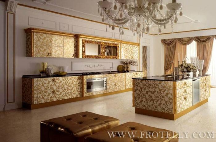 Concreta Majestic Oro