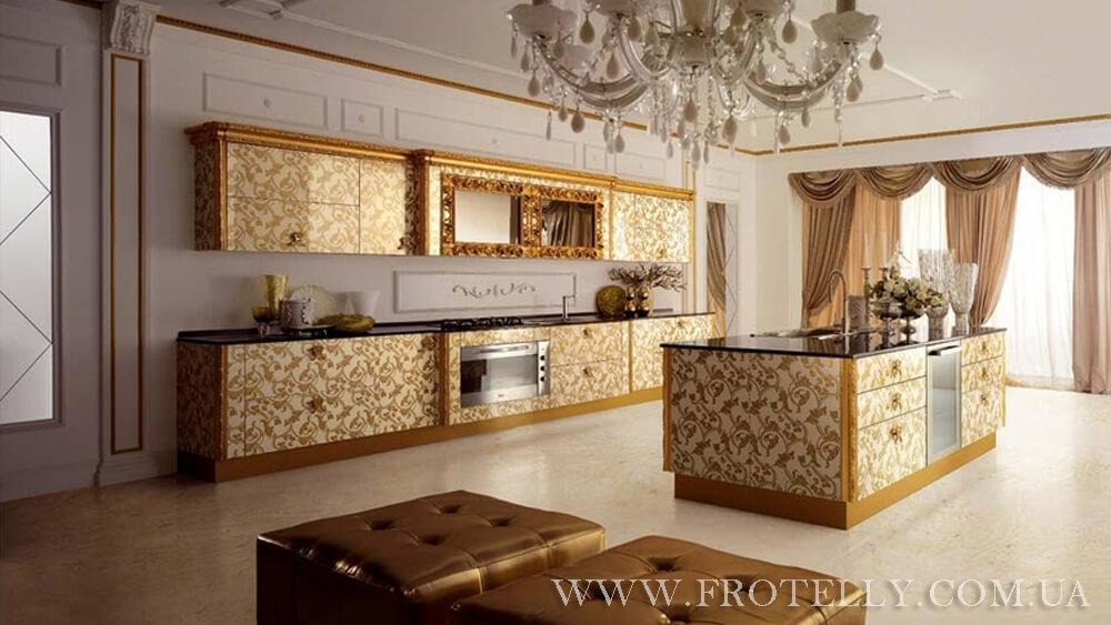 Concreta Majestic Oro 2 итальянские кухни