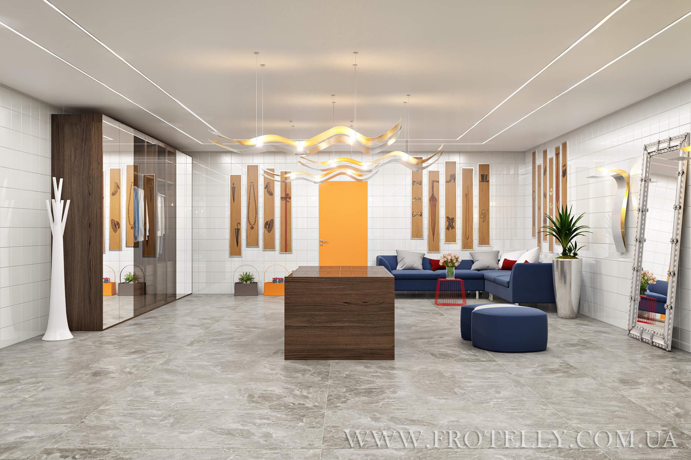 Bonaldo Walkin Closet 1 реализованные проекты