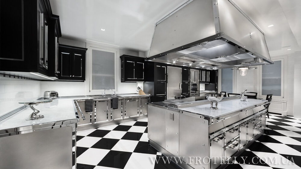 Officine Gullo Park Avenue 2 итальянские кухни