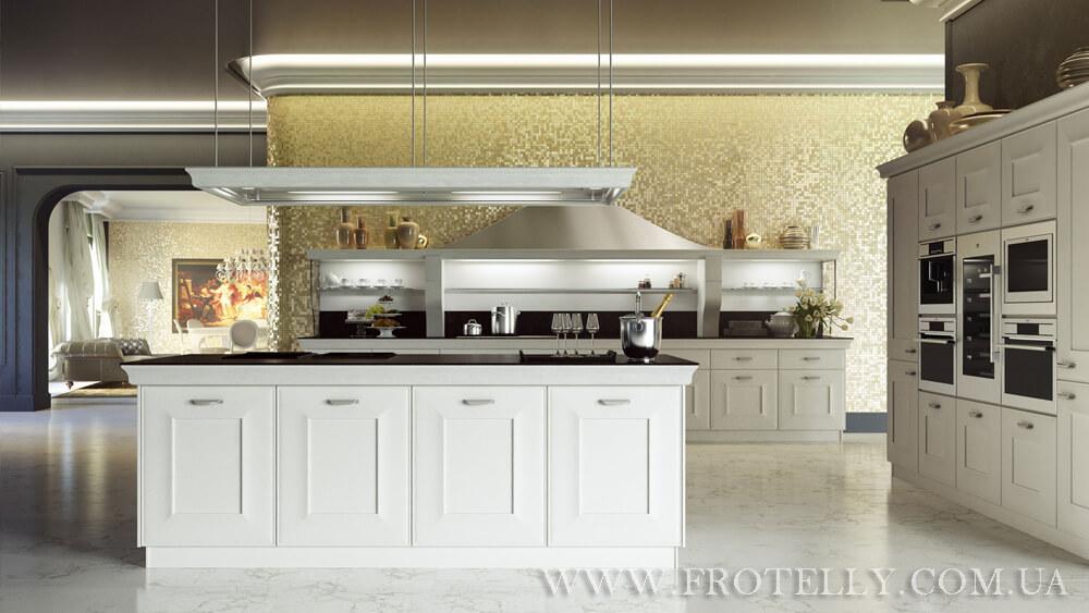 Snaidero Cucine Gioconda 1 итальянские кухни