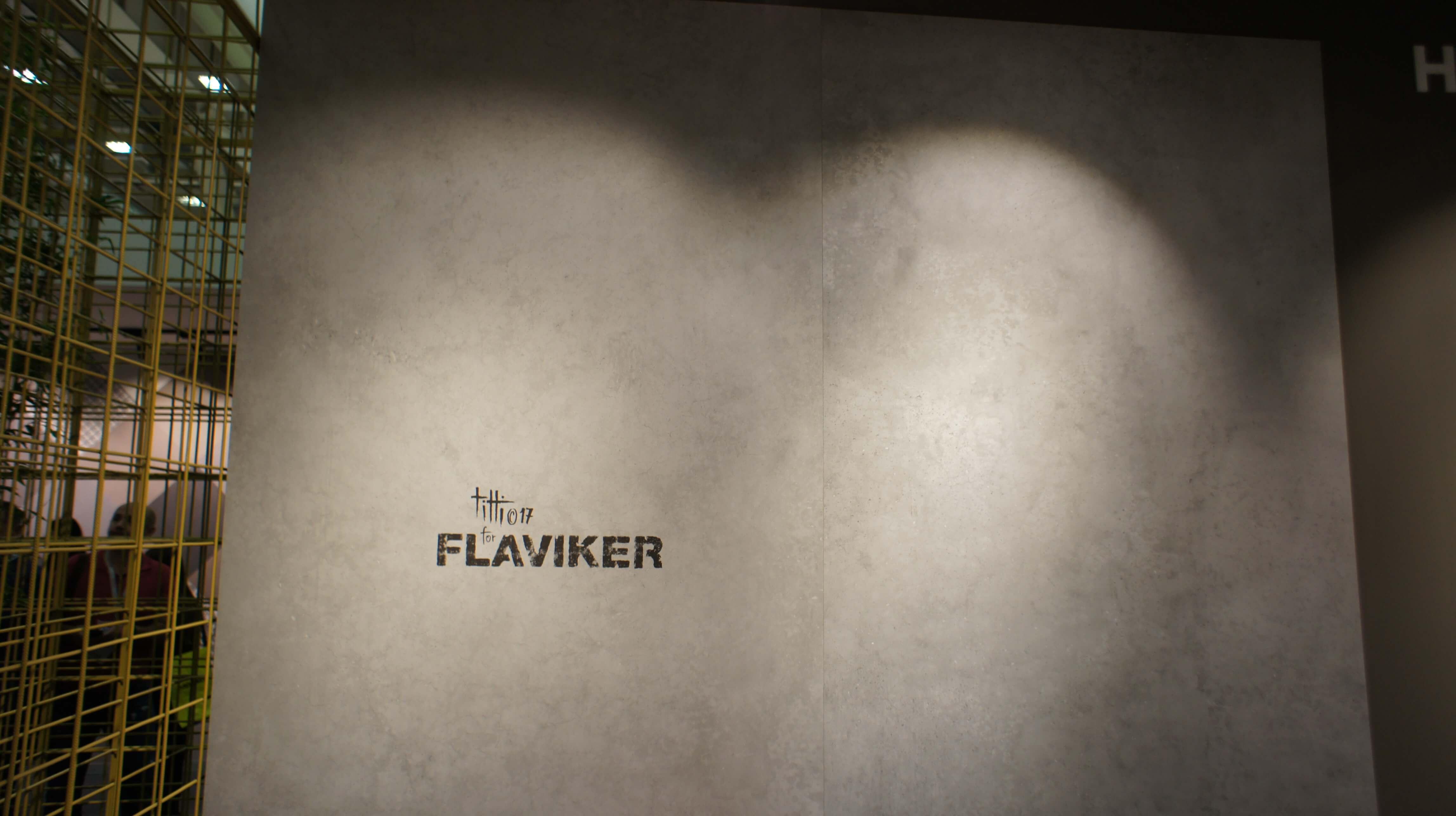 Cersaie 2017 фабрика Flaviker
