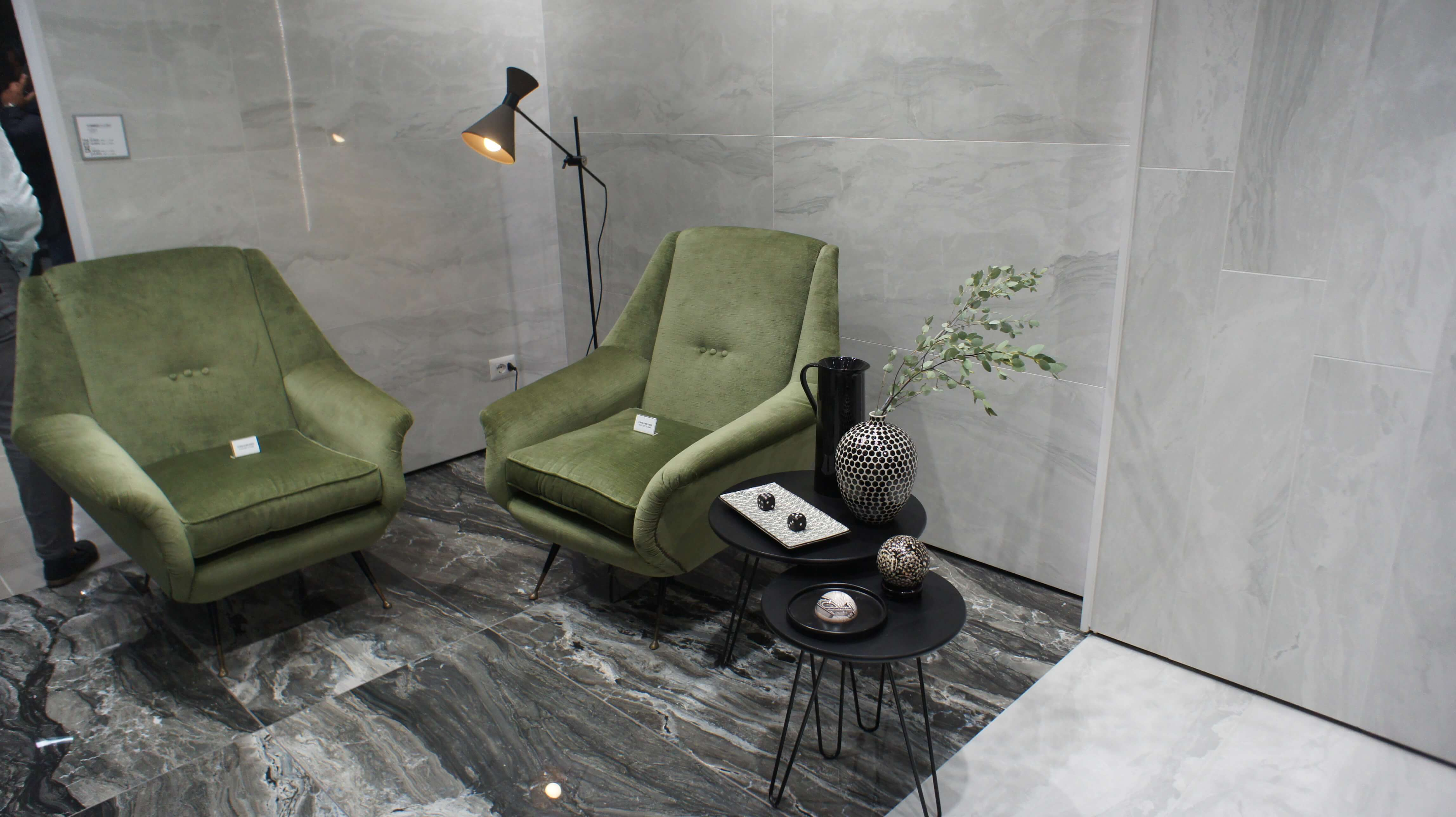 Cersaie 2017 фабрика La Fabbrica 1