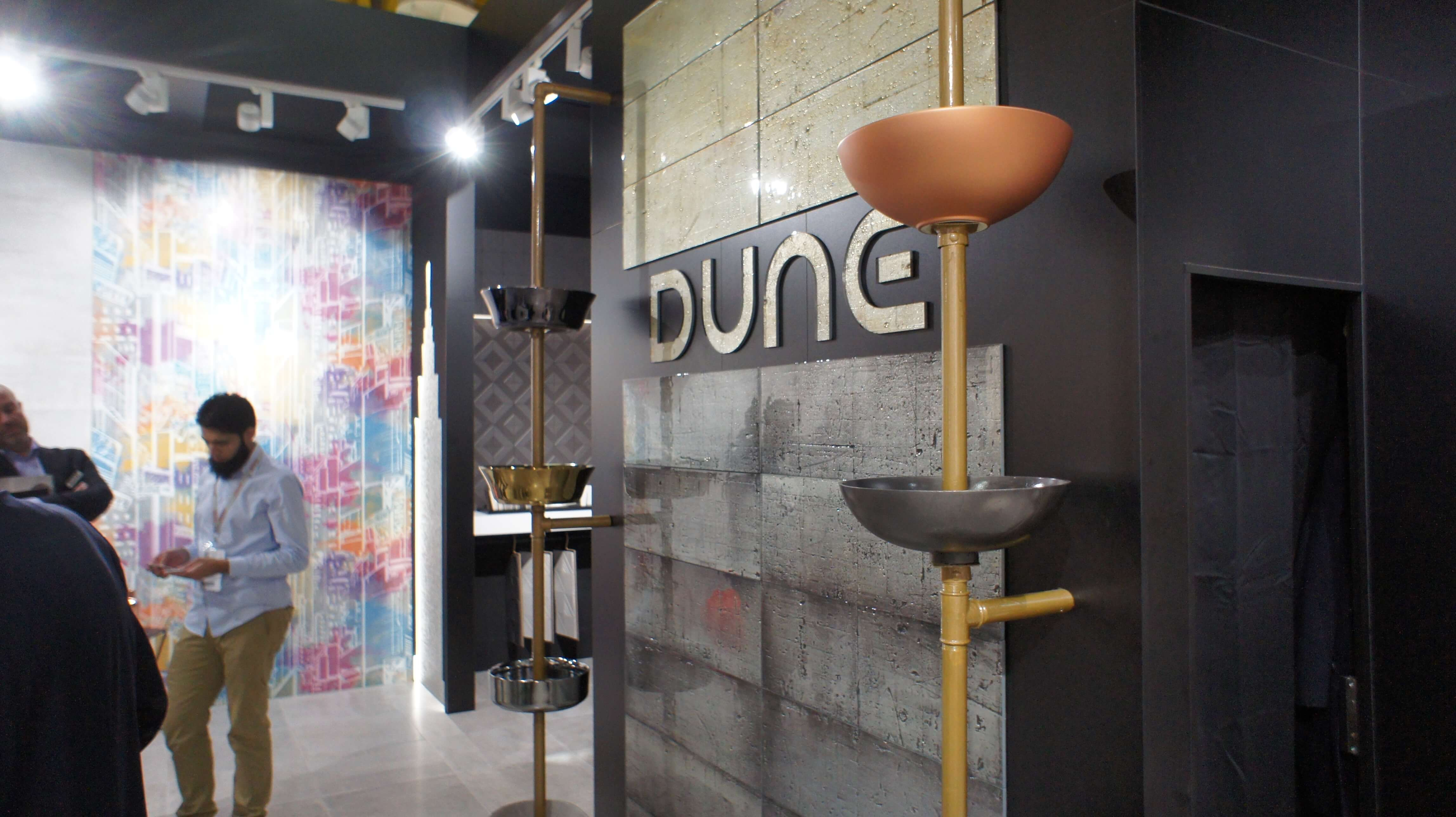Cersaie 2017 фабрика Dune 4
