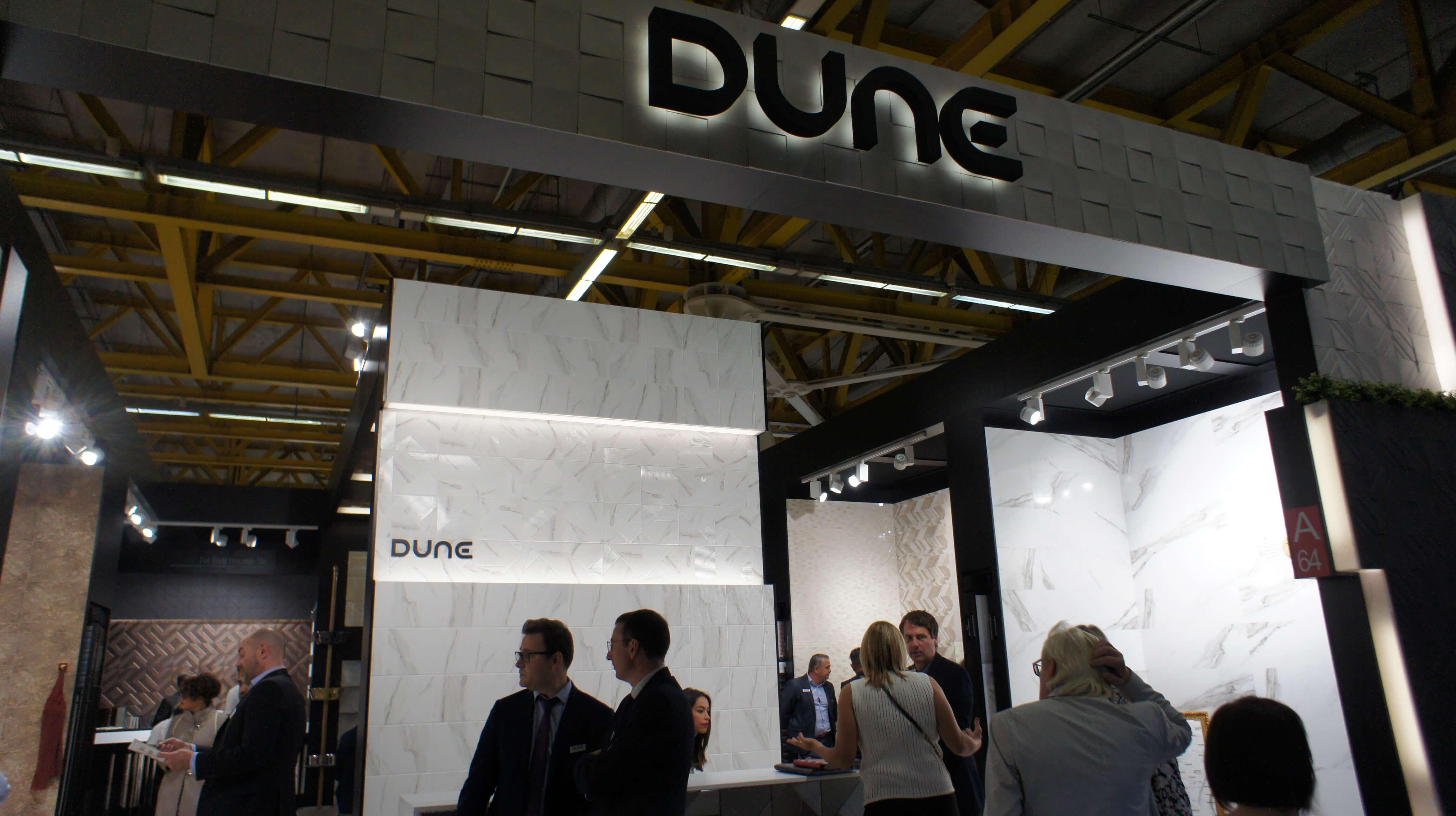 Cersaie 2017 фабрика Dune