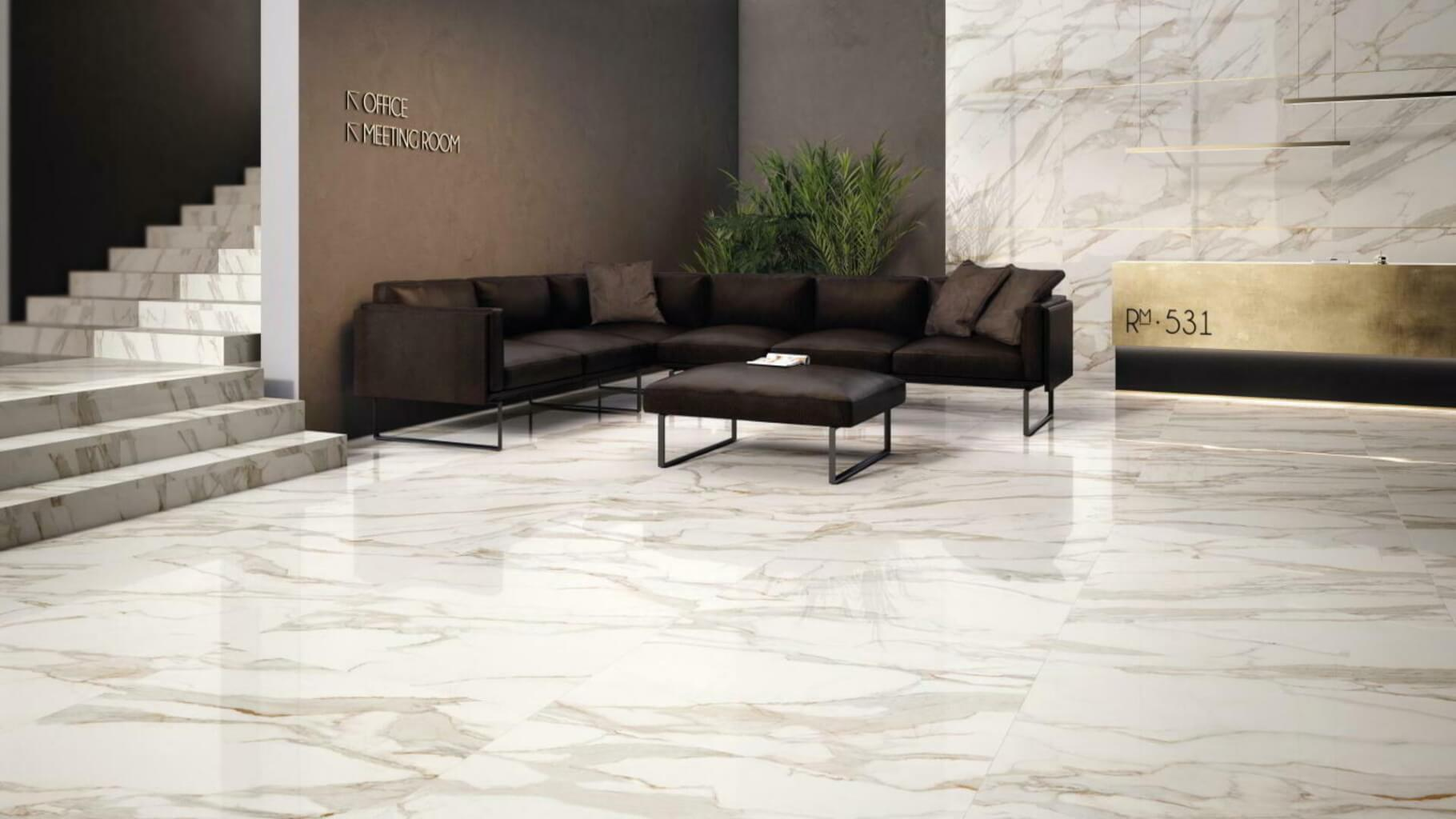 Supergres Purity of Marble