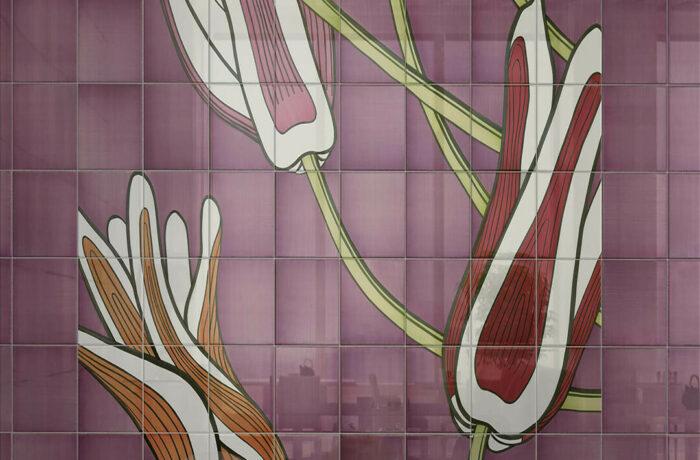 Итальянская плитка Bardelli Tuli Art