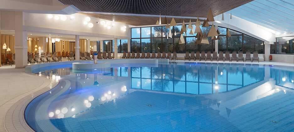 Casalgrande Padana swimiming pool