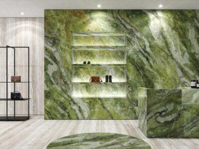 Ariostea Brilliant Green