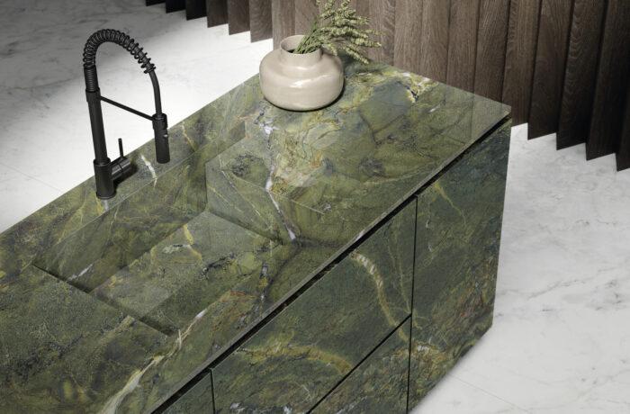 Ariostea verde karzai 06