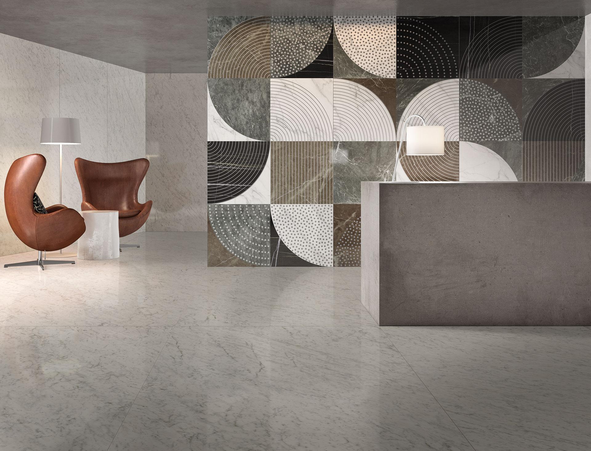Индивидуальный дизайн плиты