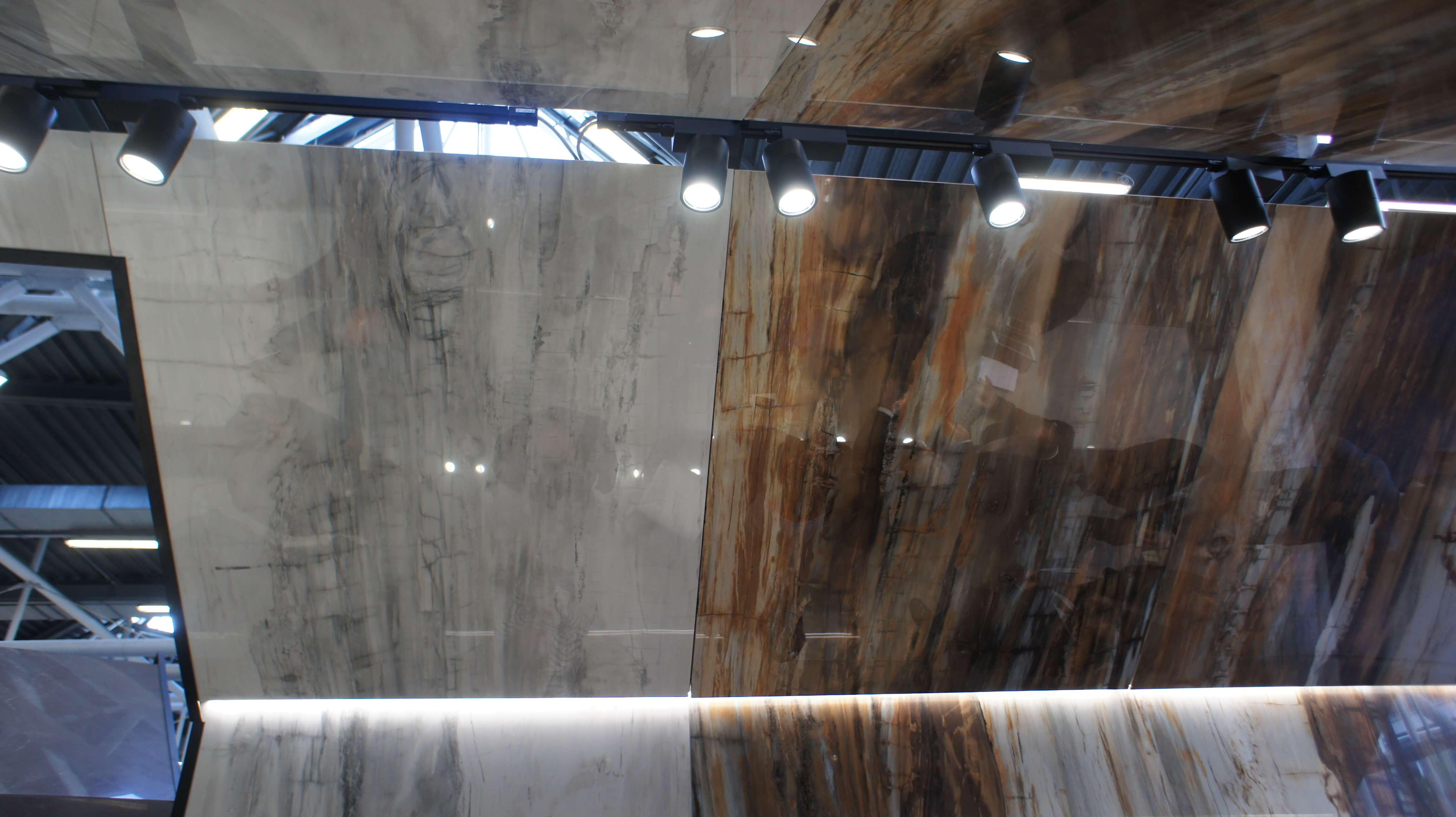 Сersaie 2017 фабрика Graniti Fiandre 2